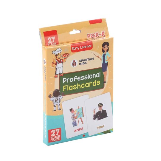 professional flash cards for kids